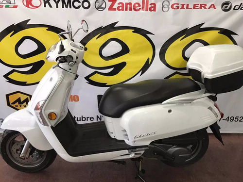 scooter kymco like 200 i 2018 200cc 0km