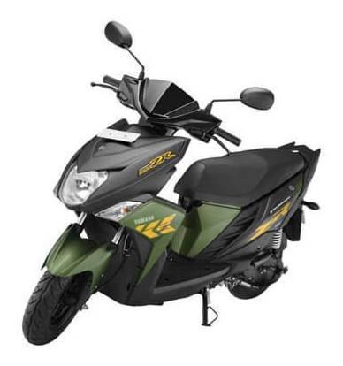 scooter motos yamaha