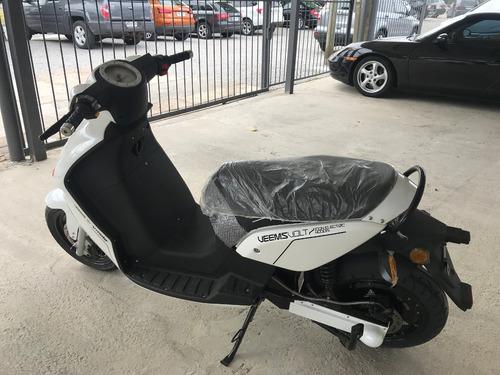 scooter veems eléctrica 400