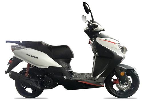 scooter vx4 con usb ! forza  vx3  casco y empadronamiento