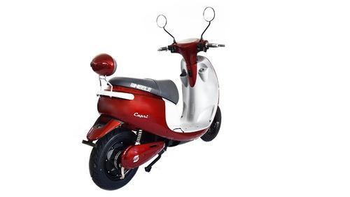 scooter wheele capri electrico  bateria de litio extraible