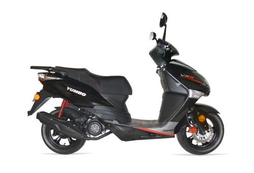 scooter yumbo vx3 entrega inmediata - permuta - financiación