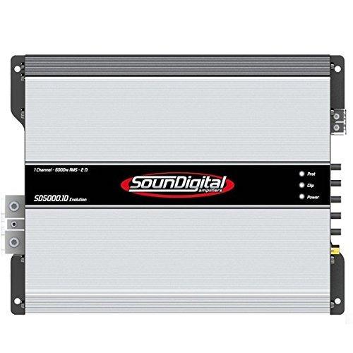 sd5000evo1ohm sound digital 5000w 1ohm pen drive 8 set
