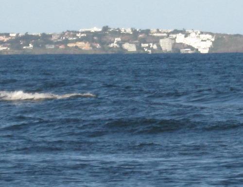 se alquila casa a 180 mts del mar