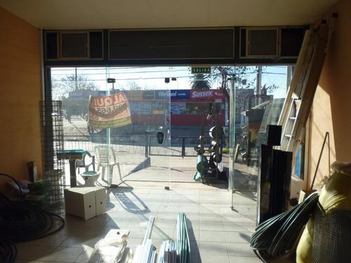 se alquila local  comercial en excelente ubicacion $20.000