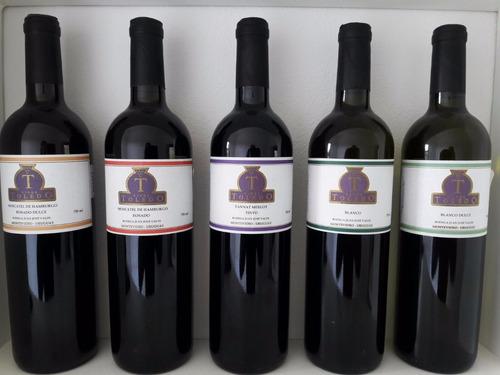 se busca distribuidores para vinos