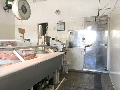 se vende carniceria por retiro jubilatorio equip funcionando