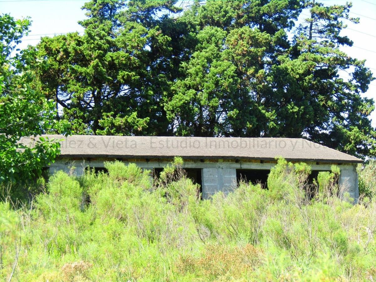 se vende quinta de 3 há 4.296 mts2 con casa 2 dormitorios