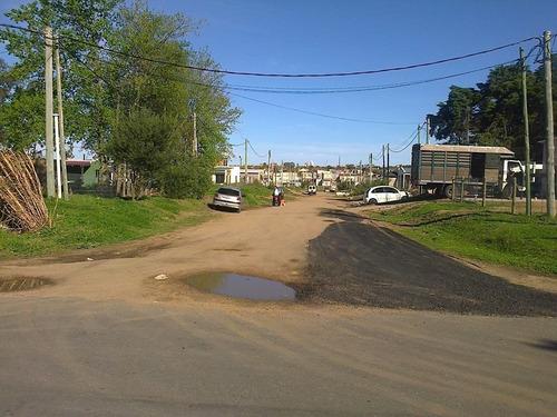 se vende terreno en barrio olimar maldonado