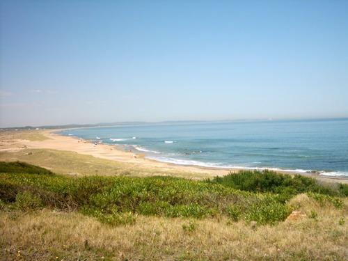 se venden lotes en punta negra, frente a la playa