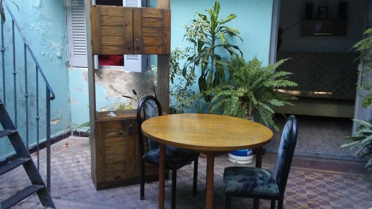 Se venden muebles usados mesa redonda biblioteca sillas for Se compran muebles usados