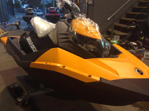 sea doo spark 60 hp