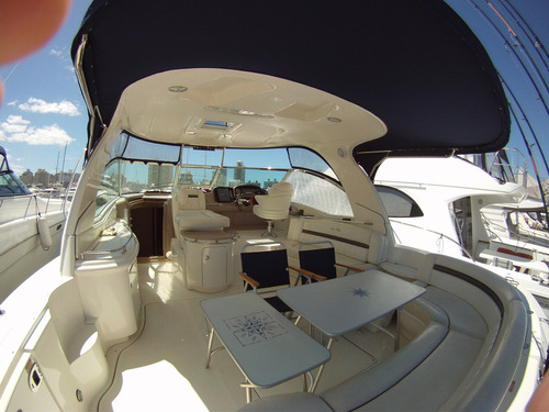 sea ray 525 open