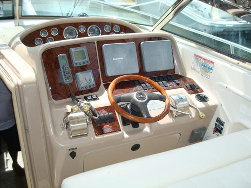 sea ray amberjack 340- acepto criptomonedas