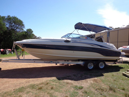 sea ray sundeck 240