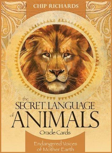 secret language of animals oracle cards : endangered voices