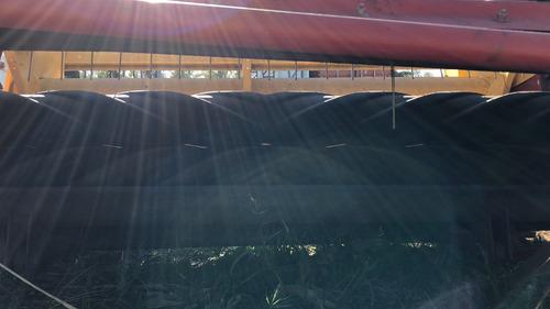 segadora hileradora new holland con rodillos ideal alfalfa