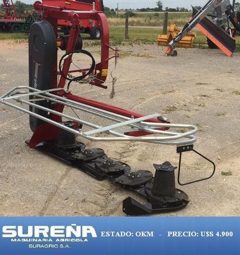 segadora sitrex 5 platos - modelo dm5 - maquinaria agrícola