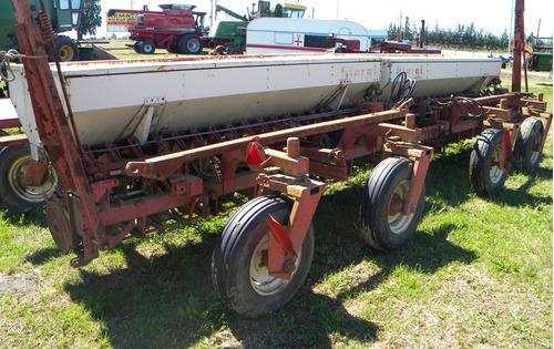 sembradora convencional giorgi g4000 de 42 líneas