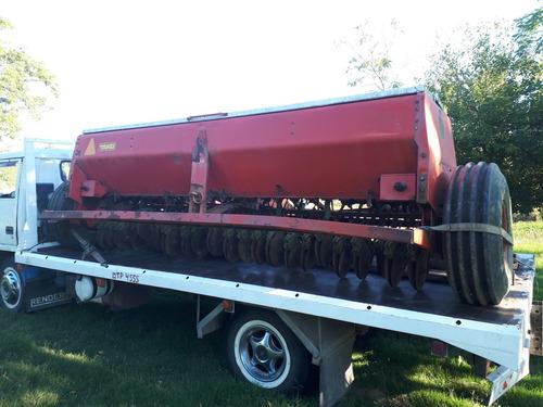 sembradora fertilizadora convencional tanzi