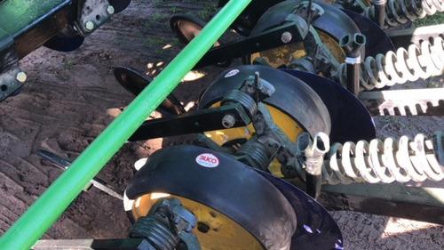 sembradora john deere 750 reparada muy bien pronta