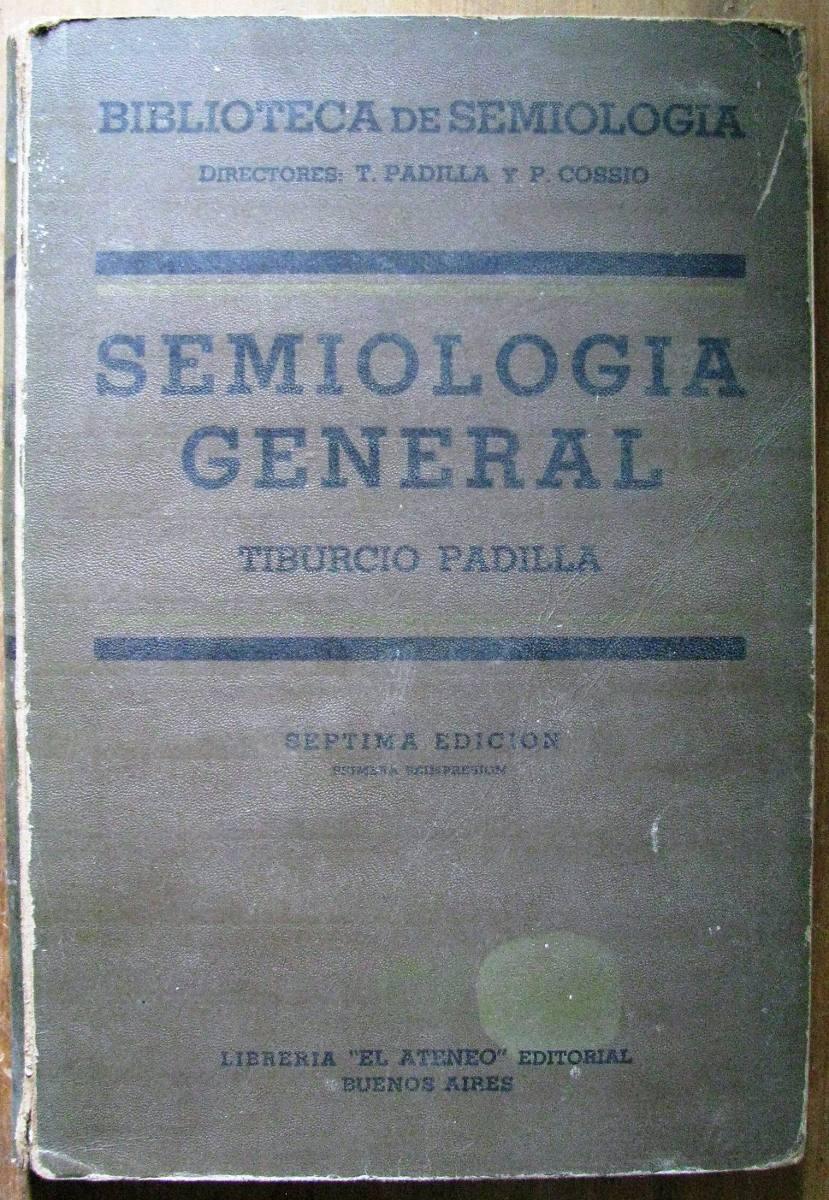 gratis libro de semiologia de padilla