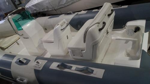 semirrigido nuevo 3.500 nuevos  consolas asientos