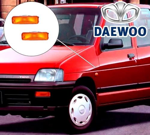 señalero de paragolpe ambar  daewoo tico 93-99