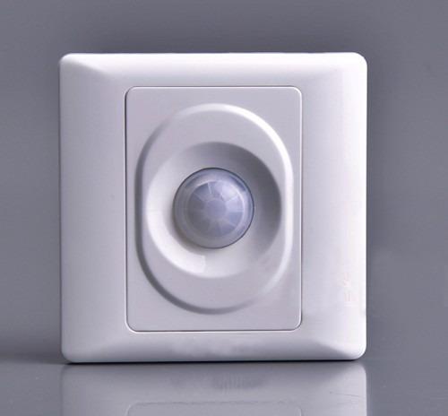 Sensor De Movimiento De Embutir Para Luz Automática 60000 En