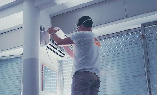 service instalacion aire acondicionado & electricidad