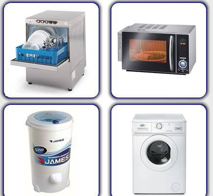 service lavarropas heladeras aire acondiciona james whirpool
