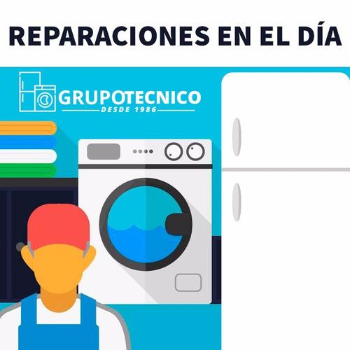 service lavarropas, heladeras, todas las marcas
