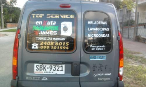 service lavarropas, linea blanca- enxuta panavox james delne