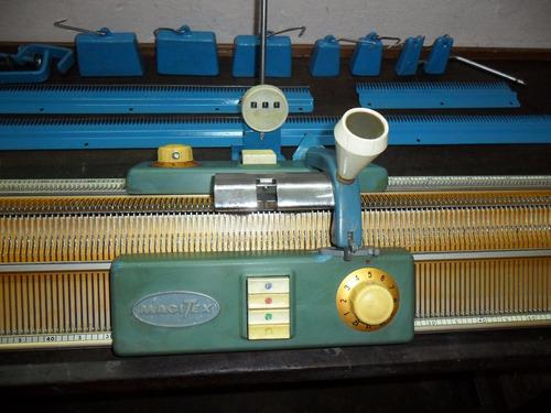 service técnico en máquinas de tejer