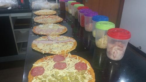 servicio catering pizzas