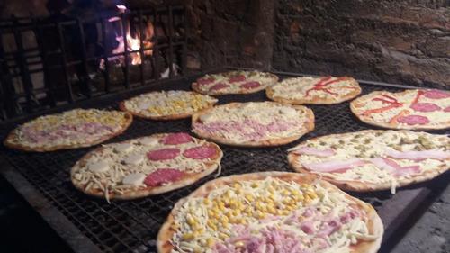 servicio de catering pizzas calzone y chivitos.pizzasmialti