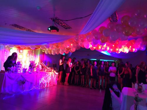 servicio de discoteca - pantalla gigante - karaoke - bodas