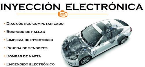 servicio de electronica automotriz