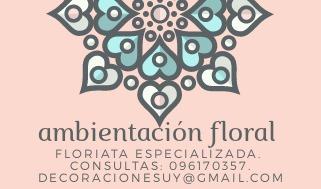 servicio de floristería en general