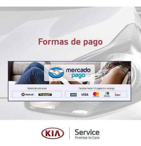 servicio de mantenimiento oficial kia picanto - 30,000 km