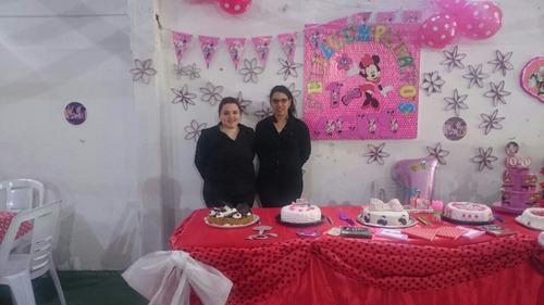 servicio de mozos y asadores para cumpleaños fiestas eventos