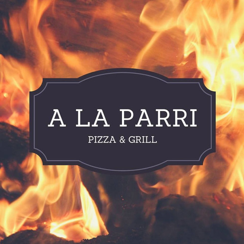 servicio de pizza party & parrilla