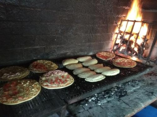 servicio de pizzas
