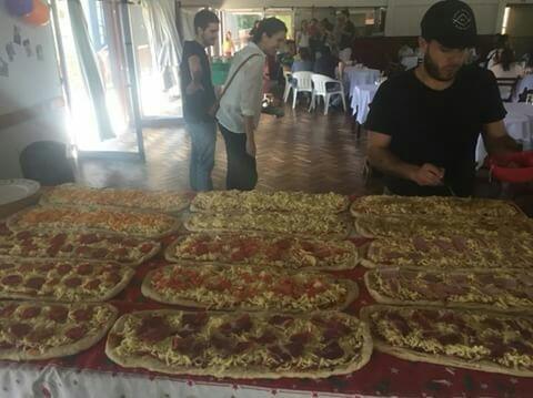 servicio de pizzas para cumpleaños y eventos varios