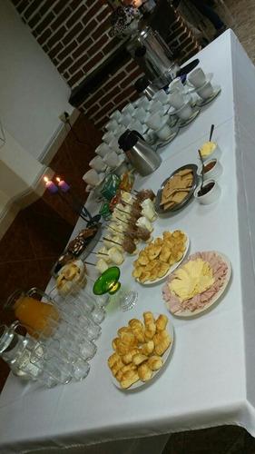 servicio de te para cumpleaños fiestas eventos
