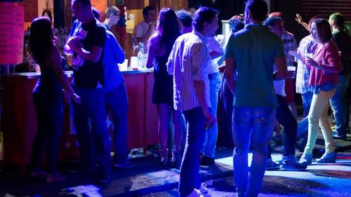 servicio discoteca para fiestas dj pantalla audio luces