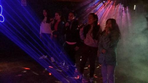 servicio   discoteca y alquiler karaoke rodel con animacion
