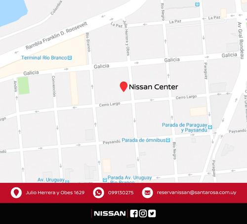 servicio mantenimiento oficial nissan kicks - santa rosa