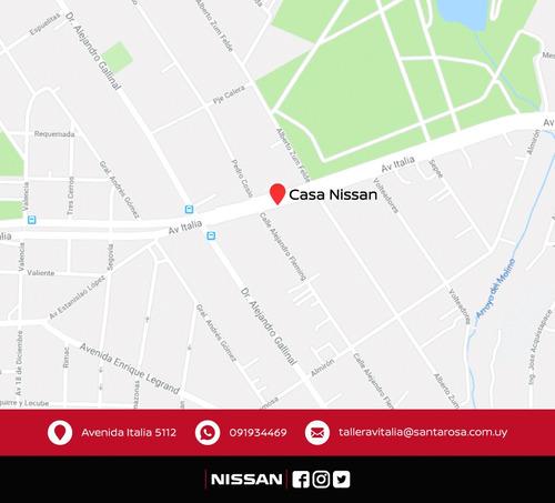 servicio mantenimiento oficial nissan tiida 1.6 - santa rosa