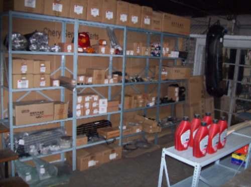 servicio oficial y venta de repuestos lifan chery chana faw